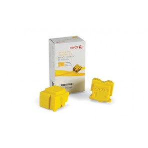 XEROX COLORQUBE INK YELLOW COLORQUBE 8570 (2 STICKS)