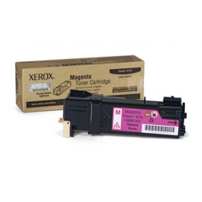 TONER MAGENTA PHASER 6125 10 PAGS