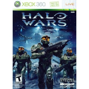 HALO WARS XBOX 360 SPANISH LATAM NTSC DVD