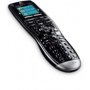 Control Logitech Harmony 650 Display Color