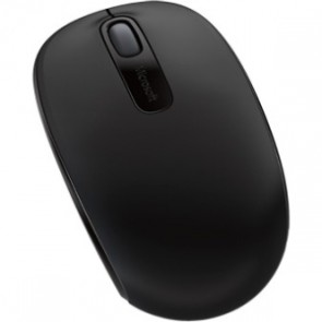 Mouse Microsoft Wrlss 1850 Inalmbrico Black Win 7/8