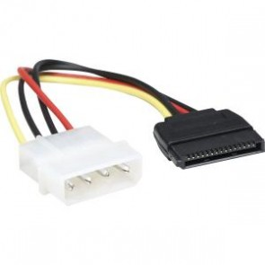 Cable Corriente Int. Hdd Sata .