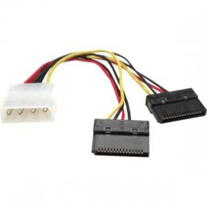 Cable Corriente Int. Hdd Sata Doble