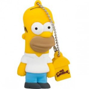 Tribe Memoria Usb 8 Gb Homero Simpson