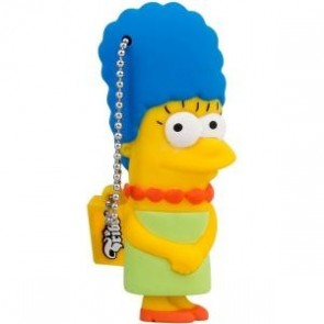 Tribe Memoria Usb 8 Gb Marge Simpson