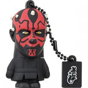 Memoria Usb 8gb Starwars Personaje Darth Maul
