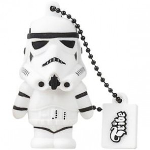 Memoria Usb 8gb Starwars Personaje Darth Stormtrooper