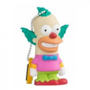 Memoria Tribe Simpsons Usb 8gb Payaso Krusty