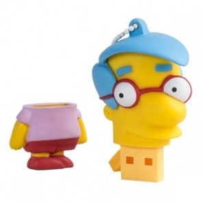 Memoria Tribe Simpsons Usb 8gb Milhouse