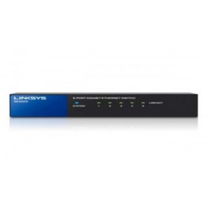 Smb  8-port Smart Gigabit Switc .