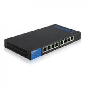 Smb 8-port Smart Gigabit Poe+ Switch