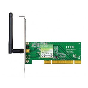 Tarjeta De Red Inalambrica Pci N 150mbps  Chipset Atheros  1t1r