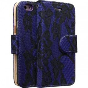 IPHONE 6 - MADISON LACE BLUE .