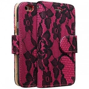 IPHONE 6 - MADISON LACE PINK .