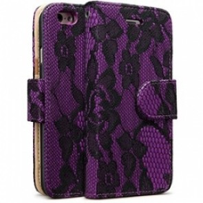 IPHONE 6 - MADISON LACE PURPLE .