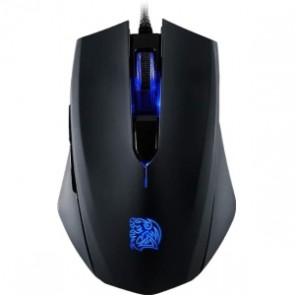 MOUSE GAMING TTESPORT TALON BLU INFRAROJO OPTICO  3000DPI  LED IL